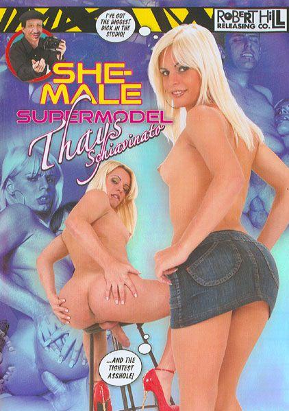 She-Male Supermodel - Thays Schiavinato (2009)