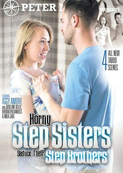 Horny Step Sisters Seduce Their Step Brothers (2015)
