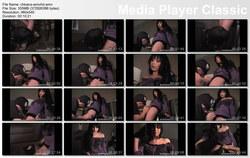 Humiliation POV Goddess Chloe: Goddess Chloe's Strap-on Fag