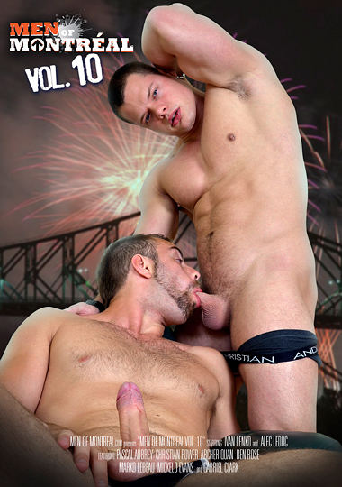 Men Of Montreal 10 (2015) - Gay Movies