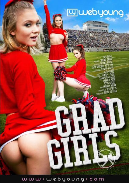 Grad Girls (2015) - Kylie Nicole, Jenna J. Ross
