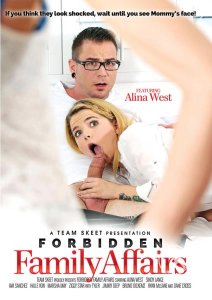 Forbidden Family Affairs (2015) - Alina West