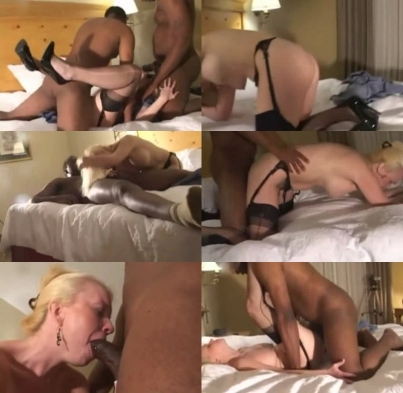 Caught couple having sex tape
