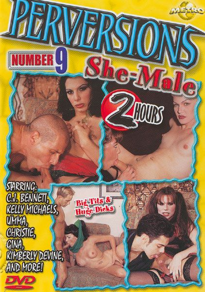 Perversions Number 9 - She-Male (2003)