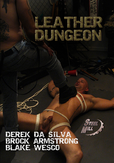 Leather Dungeon (2015) - Gay Movies