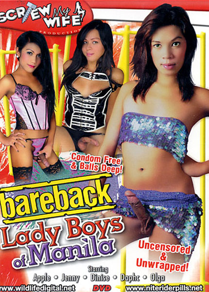 Bareback Lady Boys of Manila (2009)