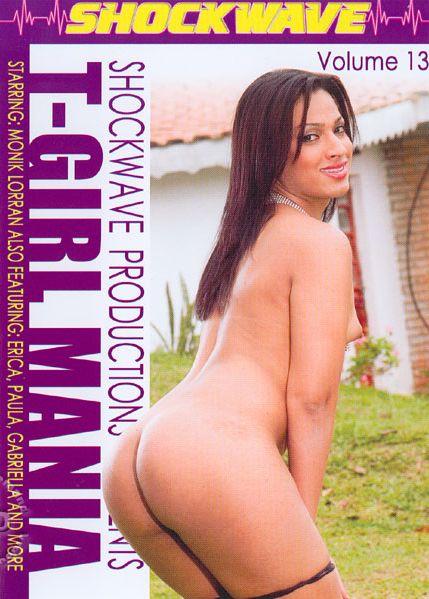 T-Girl Mania 13 (2007) - TS Monik Lorran