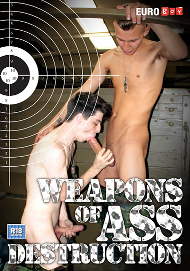 Weapons of Ass Destruction (2014) - Gay Movies