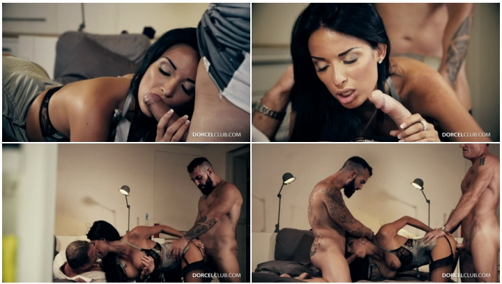 DorcelClub Anissa Kate Anissa se fait sodomiser devant son mari Anal, 720p