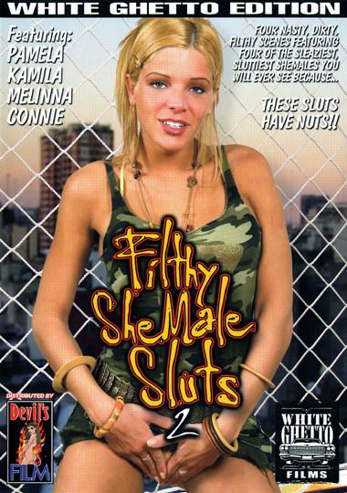 Filthy SheMale Sluts 2 (2006) - TS Melinna