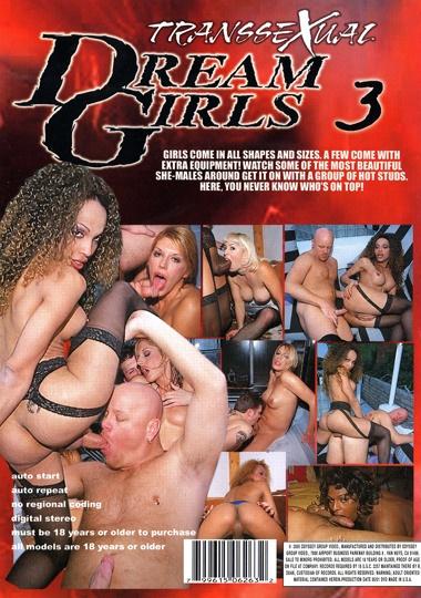Transsexual Dream Girls 3 (2001) - TS Meghan Chavalier