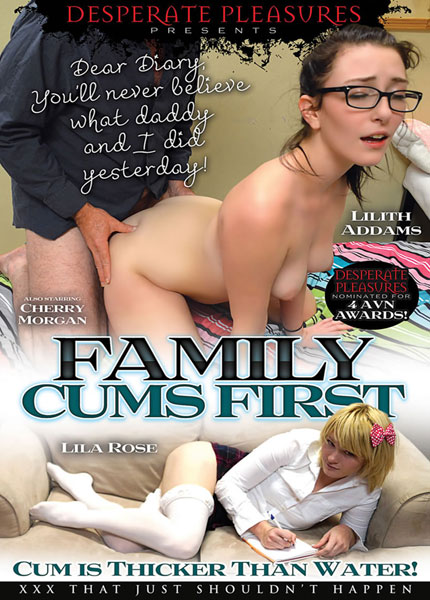 Family Cums First (2015) - Lila Rose