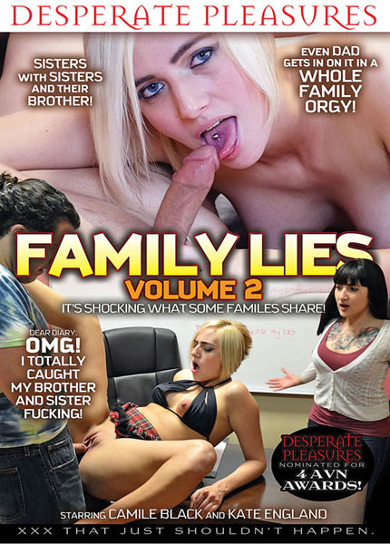 Family Lies 2 (2015) - Kate England