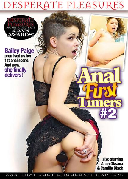 Anal First Timers 2 (2015) - Anna Oksana