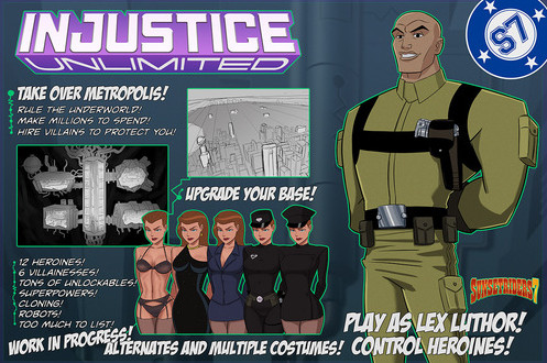 SunsetRiders7 - Injustice Unlimited