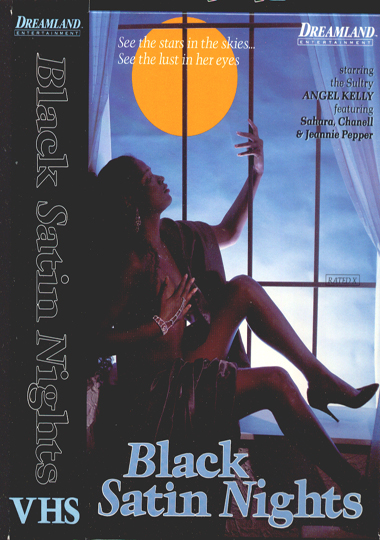 Black Satin Nights (1988) - Nikki Knight