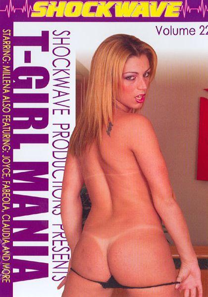 T-Girl Mania 22 (2007) - TS Claudia