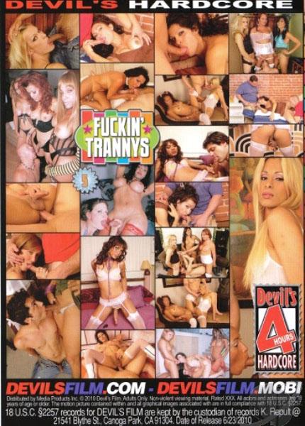 Fuckin Trannys 5 (2010)
