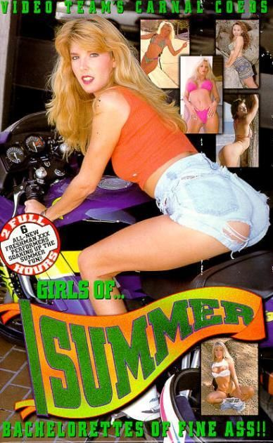 Girls Of Summer (1995) - Vanessa Dante