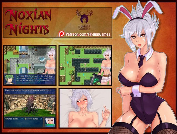 Hreinngames - Noxian Night Ver.0.5.3