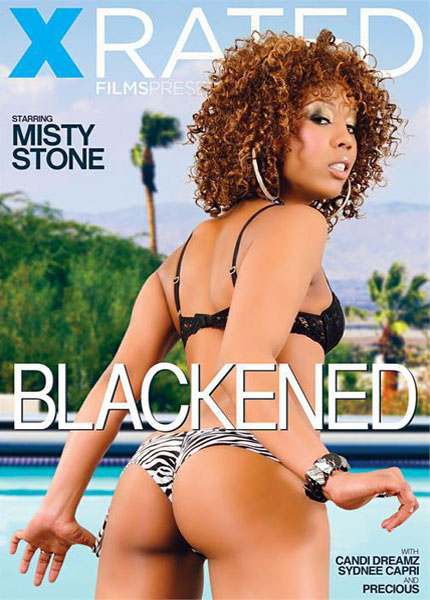 Blackened (2015) - Misty Stone