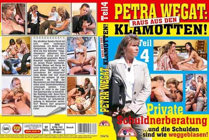 Petra wegat raus aus den klamotten 4