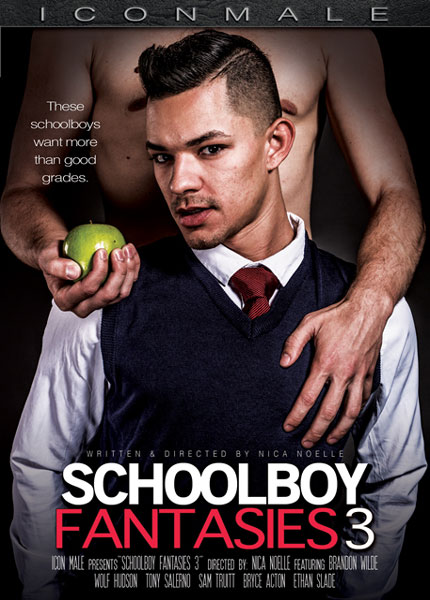 Schoolboy Fantasies 3 (2015) - Gay Movies