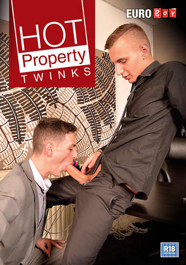 Hot Property Twink (2015) - Gay Movies