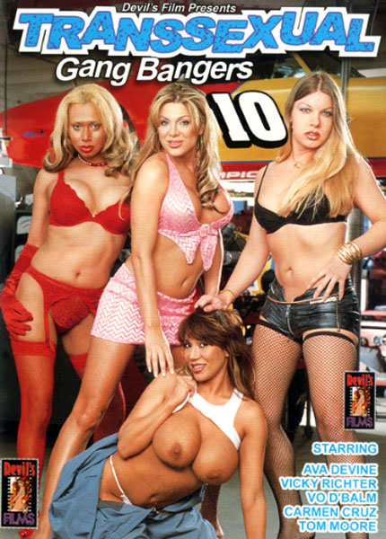 Transsexual Gang Bangers 10 (2004)