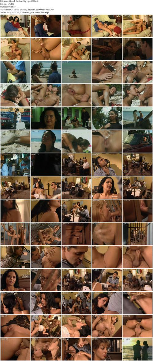 image Grandi labbra big lips 1999