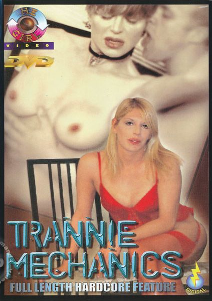 Trannie Mechanics (2005) - TS Barbi DeSade