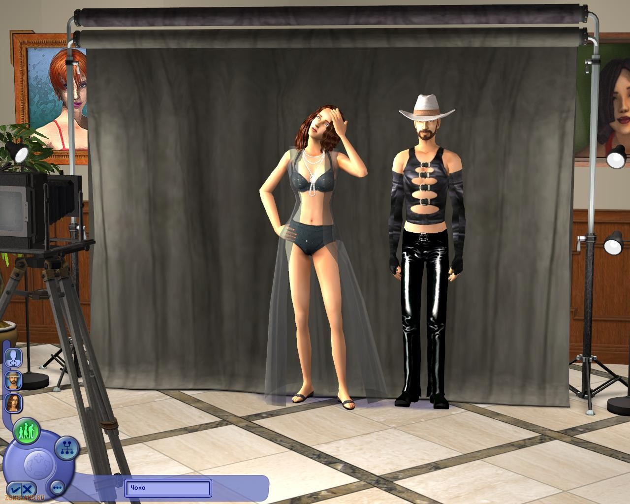 The sims 2 erotic nackt pic