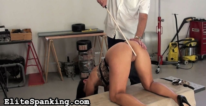Caning Pussy 87