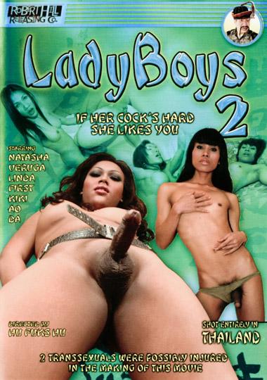 LadyBoys 2 (2006) - TS Leticia Venturine