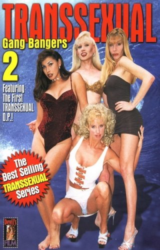 Transsexual Gang Bangers 2 (1999) - TS Brandy Scott