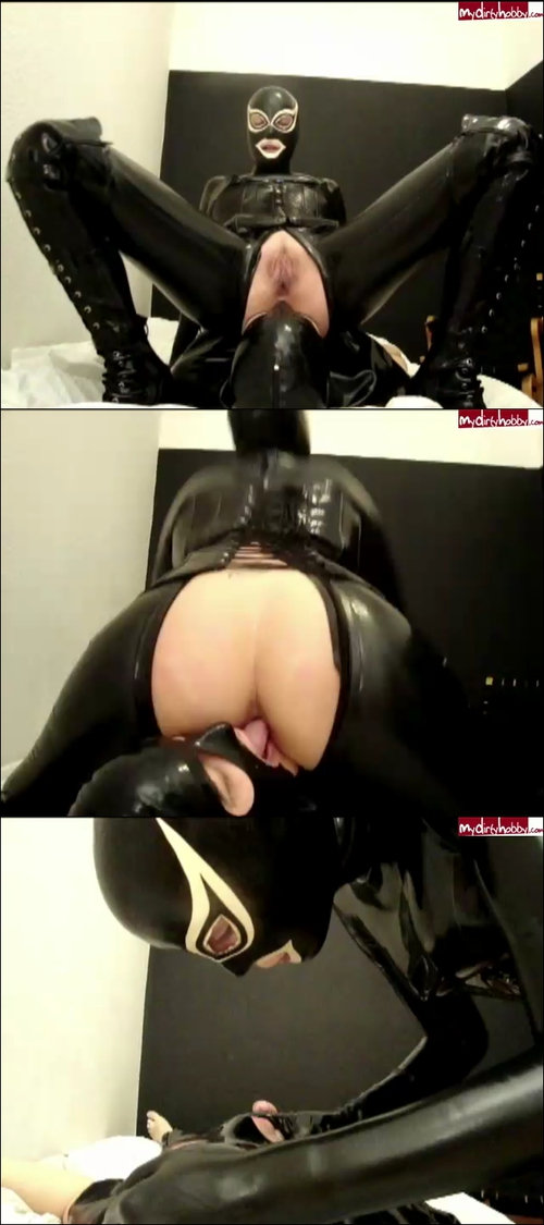 Leather Fetish Video 94