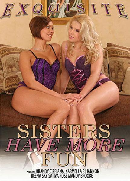 Sisters Have More Fun (2016) - Brandy Cipriana