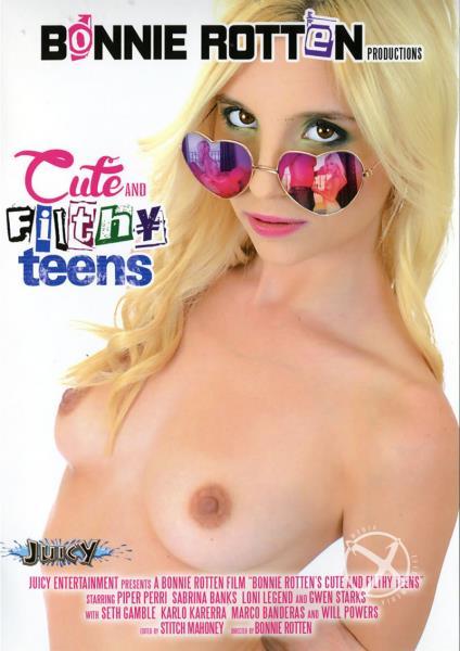 Cute And Filthy Teens (2016) - Piper Perri