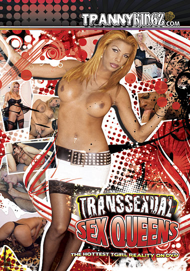 Transsexual Sex Queens (2008) - TS Mystery Girl
