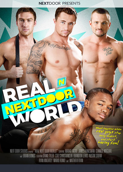 Real Next Door World (2015) - Gay Movies