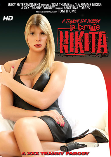 La Femme Nikita - A Tranny Spy Parody (2011)