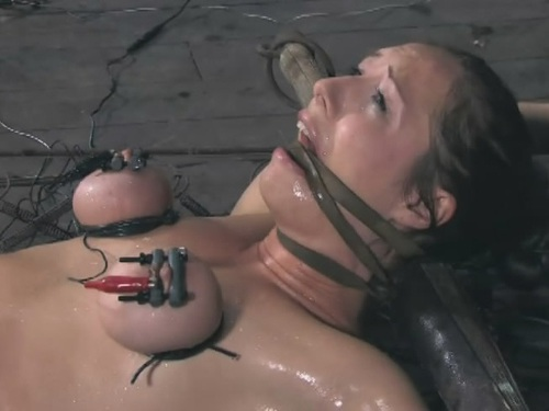 electricity torture fetish
