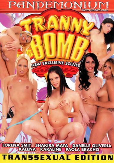 Tranny Bomb (2007) - TS Danielle Oliveira