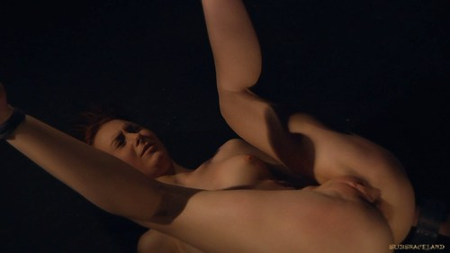 Fetishnetwork alli rae bondage sex slave 7