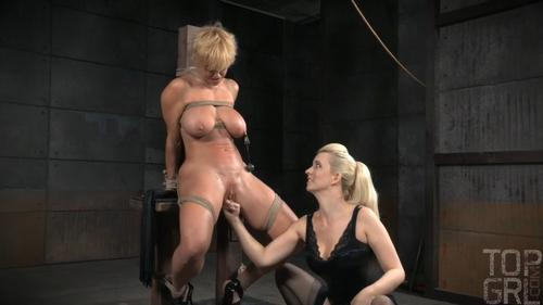 Big boob torture videos