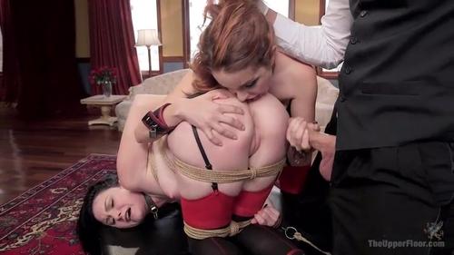 Threesome dominace fucking One
