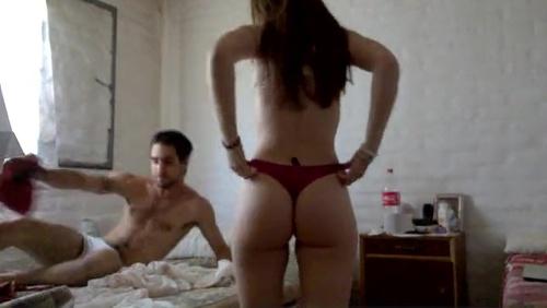 Amateur uruguay uruguaya me visto y te doy mi culito - 1 part 5