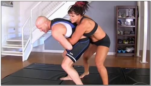 She Hulk Beatdown Female Domination