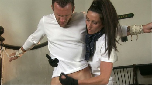 Hybrid Handjob Female Domination