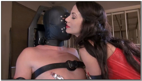 Ball And Nipple Torture Female Domination